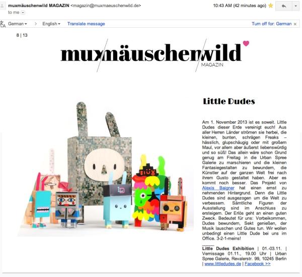 muxmaeuschenwild